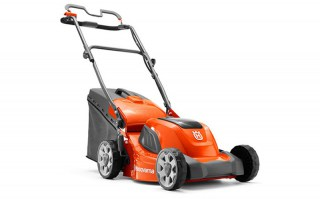 Husqvarna LC 141Li Battery Lawn Mower - Skin Only